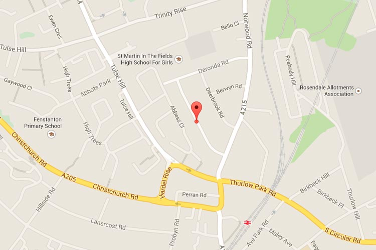 See Tulse Hill Trusted Local Locksmith location on Google maps